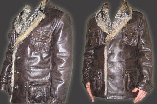 Куртка мужская своими руками