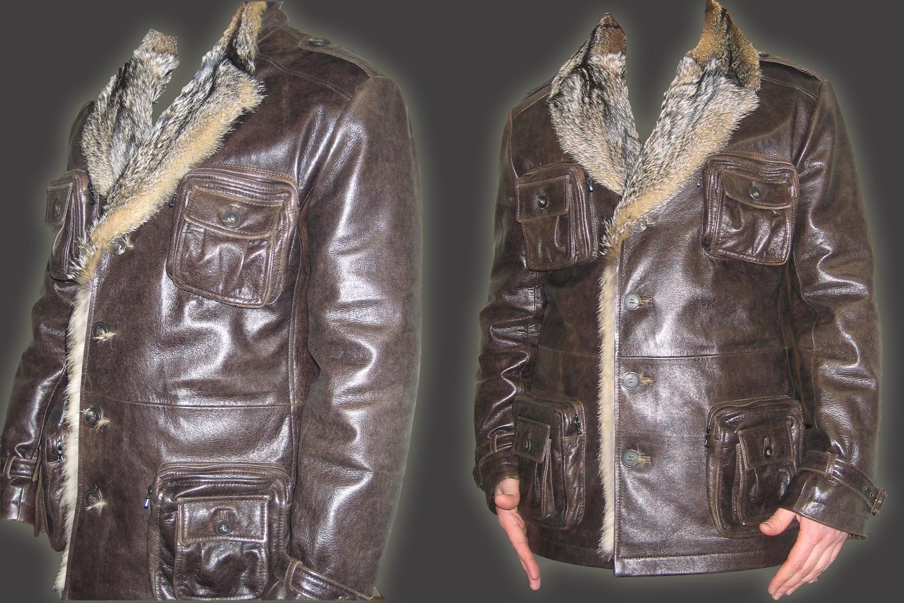 182Декор для одежды из меха