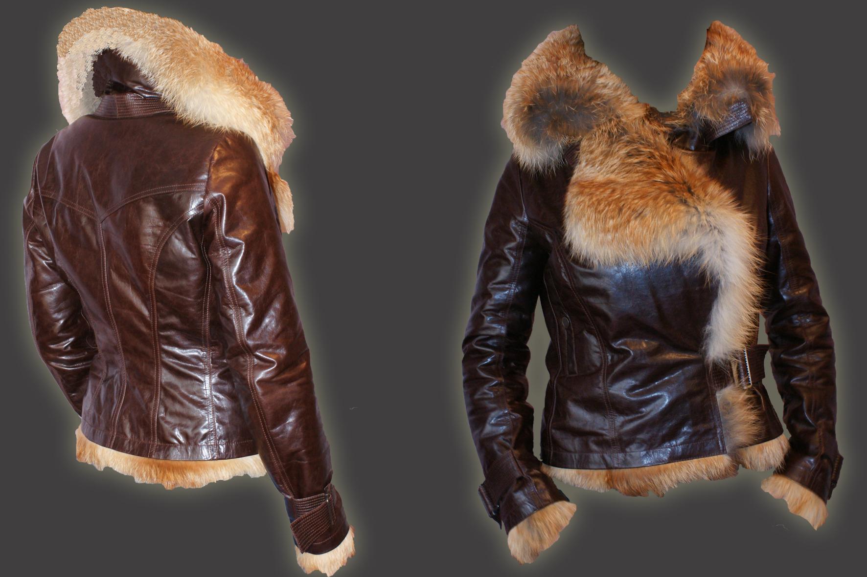 Куртка Кожаная На Меху Купить